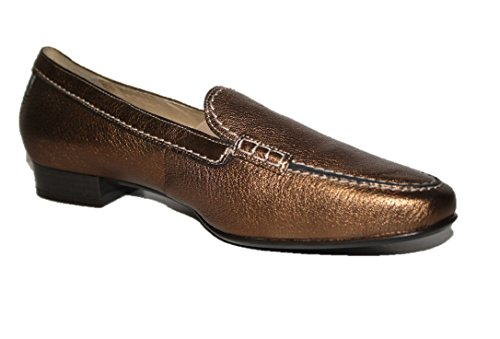 Theresia Muck - Hertha 63108.214.312 Damenschuhe tobacco / gold