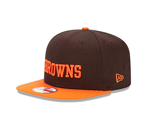 NEW ERA NFL HAT 9fifty Cleveland Browns  - Cleveland Browns Bucket Shopping Results