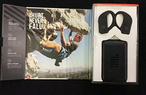 JBL Endurance Peak True Wireless in-Ear Sport Headphone with Touch Controls - Black