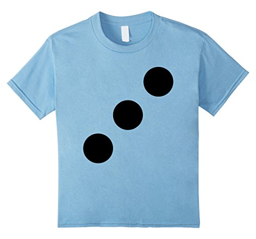Kids Halloween Dice Set Costume T Shirt for Preschool Teachers 8 Baby (Halloween Math Projects)