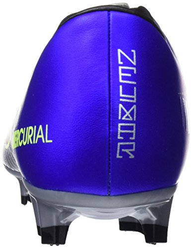 de Mercurial Chrome FG Victory deporte Zapatillas Volt hombre NJR de VI 407 Rike Black para Blue Racer NUR ZwqHtHv