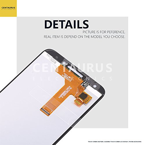 for T-Mobile Revvl/Alcatel A30 Fierce 5049W 5049Z LCD Display Touch Screen  Digitizer Assembly Replacement (NO Frame)