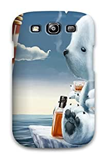 High Quality Animal Case For Galaxy S3 / Perfect Case 7724149K33157270