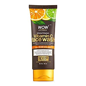 Best WOW Skin Science Brightening Vitamin C Face Wash