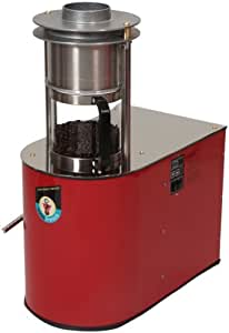 Sonofresco 1200-R Natural Gas Coffee Roaster, 1-Pound, Cherry Red