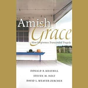 Amazon Amish Grace How Forgiveness Transcended Tragedy Audible Audio Edition Donald B Kraybill Steven M Nolt David L Weaver Zercher