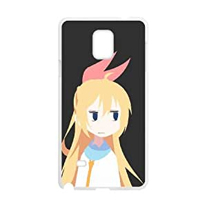 Nisekoi Samsung Galaxy Note 4 Cell Phone Case White 91INA91135407
