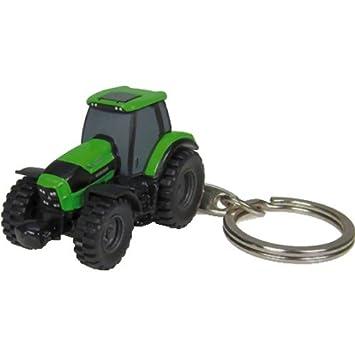 Deutz Fahr Agrotron TTV 7250 Tractor Llavero: Amazon.es ...
