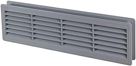 /érable Grille plastique salle de bain porte Grille de ventilation Ventilation couleurs diff/érentes