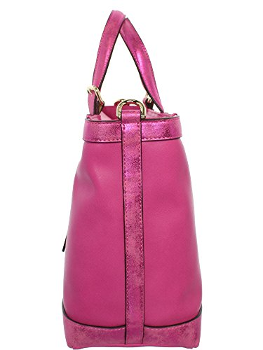 à pou36865 Sac main Pourchet Pourchet ref fushia Uxg5q6aww4