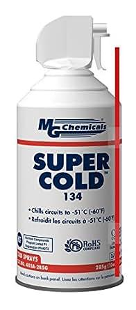 MG Chemicals Super Cold Spray, 285g (10 Oz) Aerosol Can