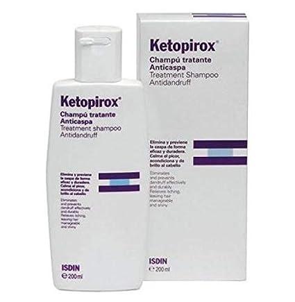 Ketopirox, Champú - 200 ml.: Amazon.es: Belleza
