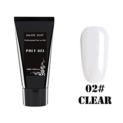Nail Extension Glue Gel XUANOU Lasting Finger Nail Crystal J