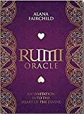 Novelty Toys Tarot Cards Sacred Language Rumi Oracle Understand With Hearts Rather Than Minds