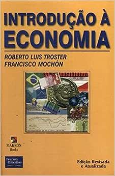 Introdução Á Economia - 9788534610315 - Livros na Amazon