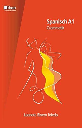 Spanisch A1 Grammatik komplett in Farbe (ikon Spanisch)