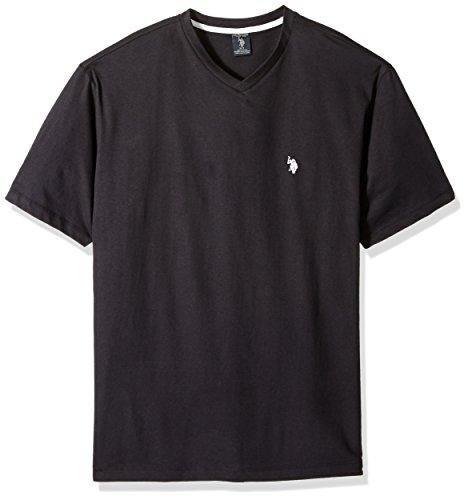 U.S. Polo Assn. Mens Big & Tall V-Neck T-Shirt