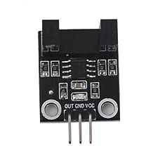 LM393 Speed Measuring Sensor Photoelectric Infrared Count Sensor DC 5V