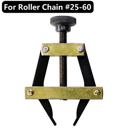 (Ansoon Roller Chain Holder Connection Tool for #25 to #60 Chain)