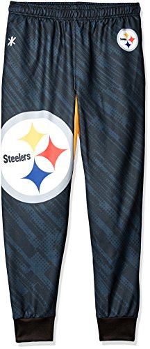 Pittsburgh Steelers Polyester Mens Jogger Pant Extra Large