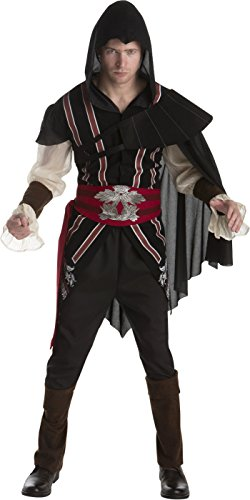 Adult Assassin's Creed Ezio Classic Costume -