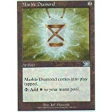 Magic: the Gathering - Marble Diamond - Sixth Edition by Magic: the Gathering