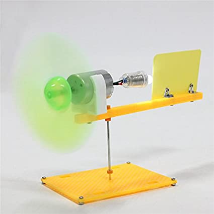 small generator motor. Generic New Newest DC 0.1V - 18V Micro Wind Turbines Generator Small Motor Blades
