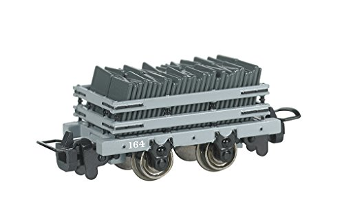 Bachmann Industries #164 Thomas & Friends Narrow Gauge Slate Wagon with Load (N Scale) from Bachmann Trains