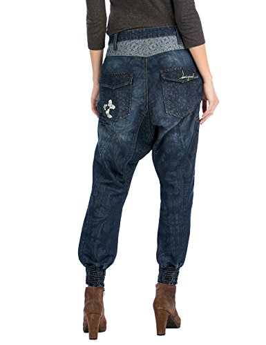 74a9ea62173 Sarouel En Jeans Pour Femme