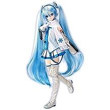 """Dollfie Dream - Hatsune Miku Snow Ver. - Vocaloid 1/3 Scale 23"""" Doll"""