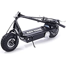 SAY YEAH Foldable Steel Electric Scooter 800W Motor, Black