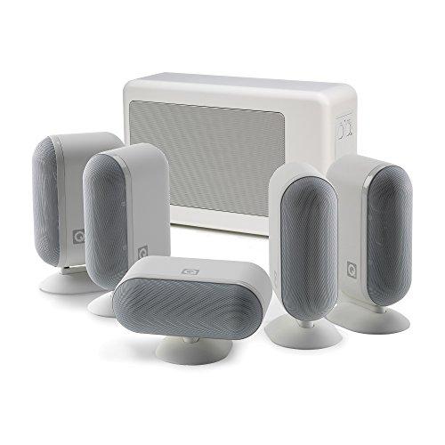 Q Acoustics 7000i 5.1 Home Theatre System White