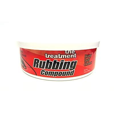 The Treatment 13010 Rubbing Compound, 10 oz, 1 Pack: Automotive