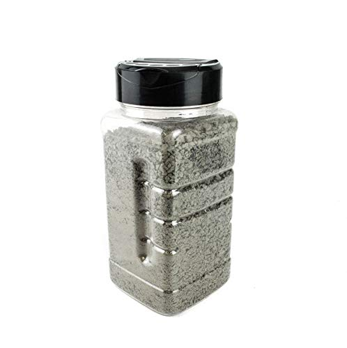 War World Scenics Fine Mixed Grey Ballast 500ml Canister - Railway Modelling & Diorama Scenery Materials
