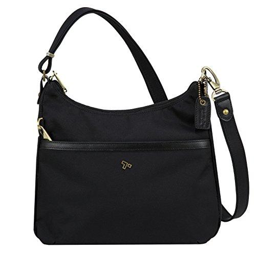 Travelon Anti-Theft Ltd Hobo Bag, Black