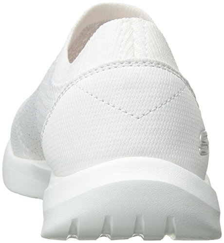 Skechers Vrouwen Studio Comfort Première Class Sneaker Witte Lei
