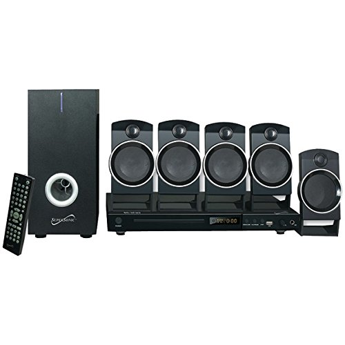 Best price for Supersonic SC-37HT 5.1-Channel DVD Home Theater System