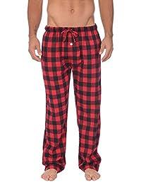 Platinum Sleepwear Men's Lightweight Woven Pajama Pants