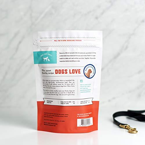 41ogTxqZzhL. SS500  - Gourmet Jerky Dog Treats Made in USA