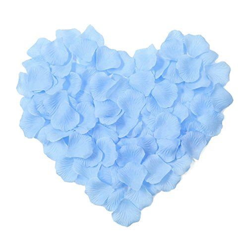 Light Blue Flowers: Amazon.com