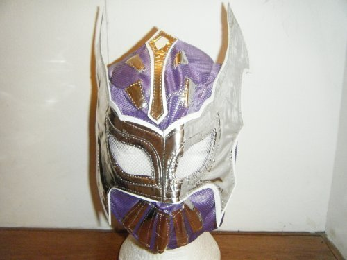 (SIN CARA Purple Wrestling)