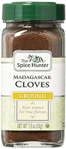The Spice Hunter Cloves, Madagascar, Ground, 1.9-Ounce Jar