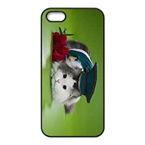 Cat Droitsof Admiralty Hight Quality Plastic Case for Iphone 5s