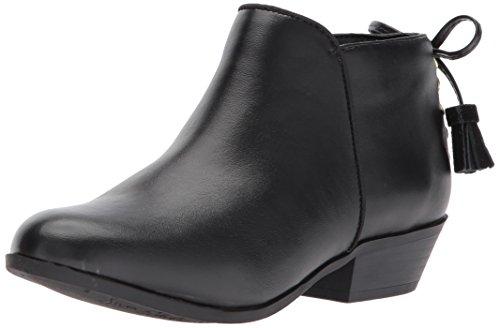 Sam Edelman Kids Girls' Petty Laces Ankle Boot, Black, 3 M US Little Kid ()