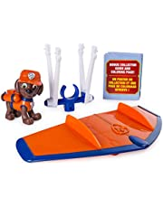 Save on Paw Patrol Ultimate Rescue Zuma's Mini Hang Glider Multicolor. Discount applied in price displayed.