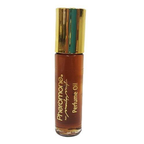 Pheromone Bath Oil - Pheromone Perfume Oil Rollerball .33 oz