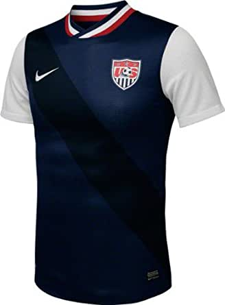 Nike USA Away Soccer Jersey 2012/13 Youth X-Large