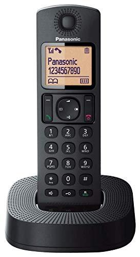 Panasonic KX-TGC310 Téléphone numérique sans fil (DECT, simple, avec identification des appels entrants)