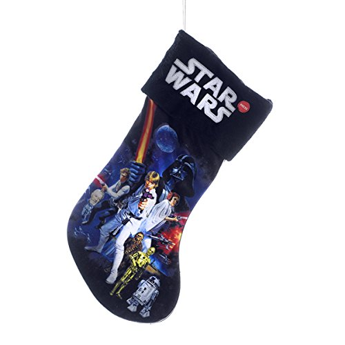 Star Wars Light-Up Stocking