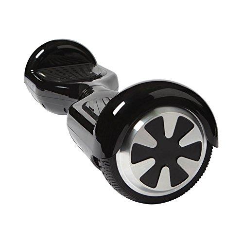 Megawheels Tw01-1 6.5' Hoverboard UL 2272 Certified Dual Motors 2X350W Self-Balancing Smart Scooter (Black)